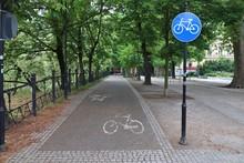 Wroclaw Cycling Path