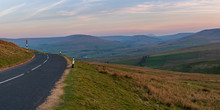 Driving On The Buttertubs Pass...