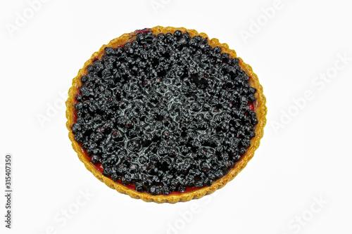 Slika na platnu tarte aux myrtilles