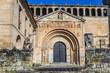 Santa Juliana Church and monastery in Santillana del Mar town, Spain