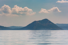 Taal Is An Active Volcano In T...