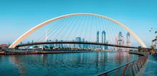 Full Panoramic View Of Dubai D...