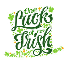The Luck Of The Irish - Hand D...