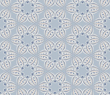 French Shabby Chic Floral Lin...