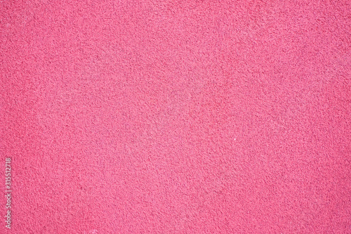 Empty rough pink background texture, material for graphic design use in backdrops and banners. - 315512718