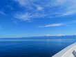 Boat Ride to the Olympic Mountains