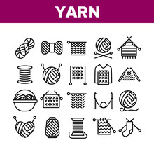 Yarn Ball For Knitting Collect...