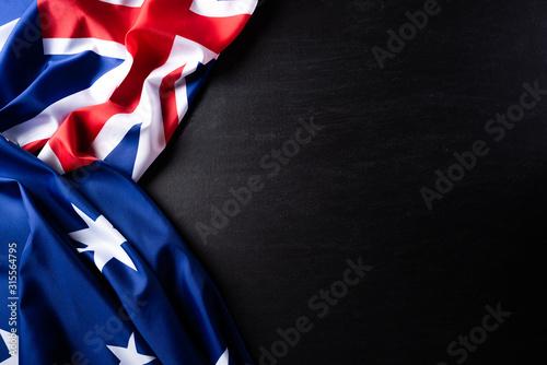 Photo Australia day concept