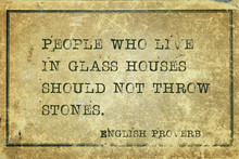 Glass Houses EnP