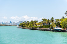 Bal Harbour, Miami Florida Wit...