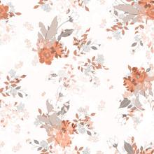 Beautiful Seamless Floral Patt...