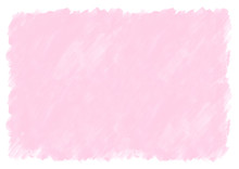 ピンク色の水彩絵の具...