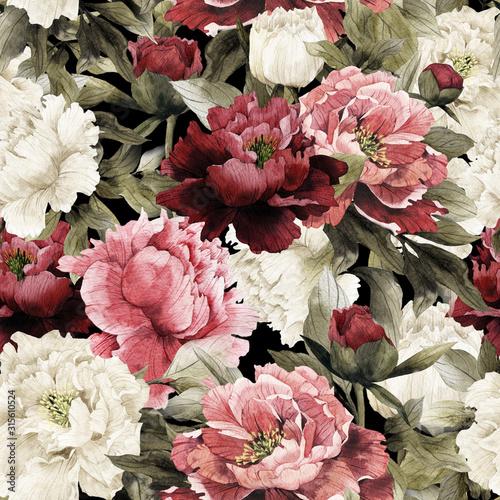 ciemne-kwiaty-w-stylu-retro-paki-piwoni