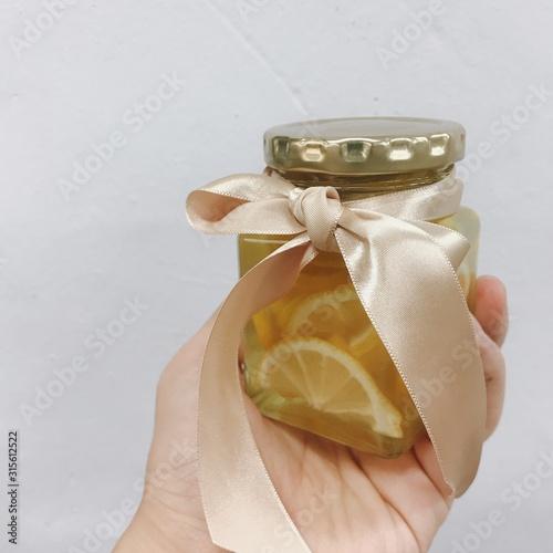 Photo lemon ade