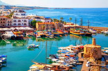 Kyrenia (Girne) Old Harbour On...