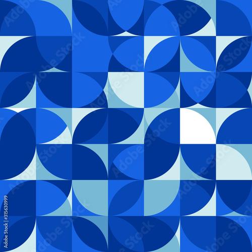 Oszczędny bez szwu abstrakcyjny wzór geometryczny kształt