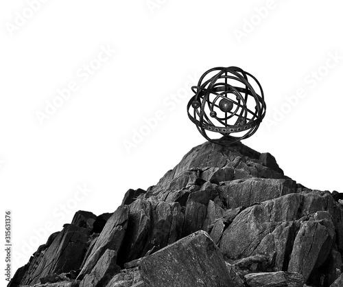 Photo rock orbit