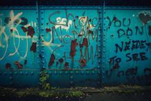 Rust And Graffiti