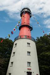 latarnia morska morze Rozewie wybrzeże