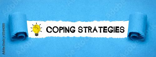 Coping Strategies Wallpaper Mural
