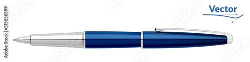 Ballpoint pen Slika na platnu