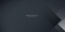 Dark Black Neutral Abstract Background For Presentation Design