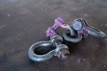 Shackle Inspection And Color C...