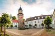 Schloss in Wiesenburg/Mark, Brandenburg, Deutschland