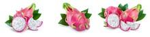 Ripe Dragon Fruit, Pitaya Or P...