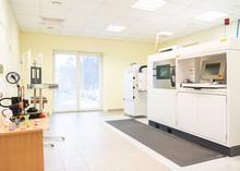 3D Printer In A Laboratory