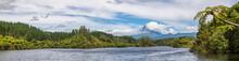 New Zealand, Scenic Panorama O...