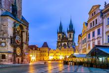 Czech Republic, Prague, Astron...