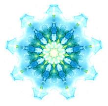 Delicate Watercolor Mandala St...