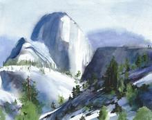 Yosemite American Landscape Na...