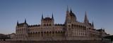 Fototapeta London - Budapeszt Parlament
