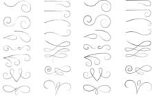 Schnörckel Handgezeichnet
