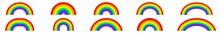 Rainbow Icon Colors | Rainbows...