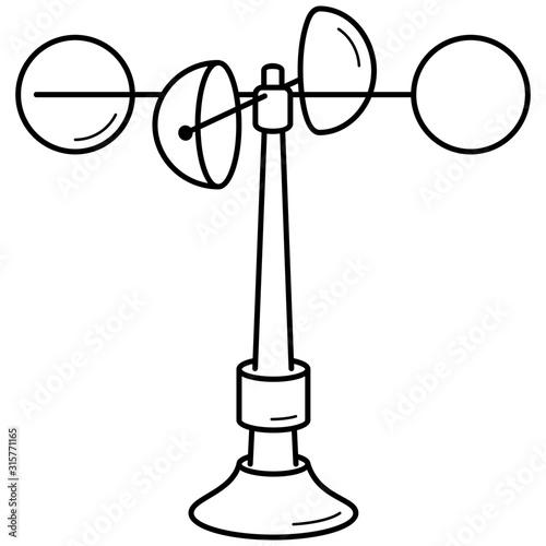 Photo Anemometer