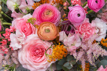 Floral Backdrop, Background. F...