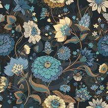 Floral Seamless Original Patte...