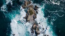Big Sur California Aerial
