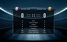 Football Stadium Infographic 1...