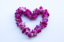 Hawaiian Lei, A Wreath Of Orch...