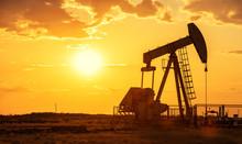 Oil Pump Oil Rig Energy Indust...