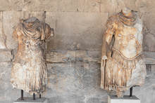 Ancient Greek Statues Of The P...