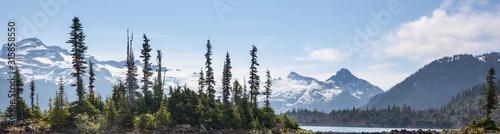 Garibaldi lake Fototapeta