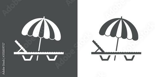 Canvas Print Concepto de vacaciones y viajes
