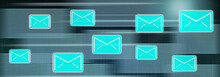 Concept Of Email Sending