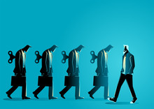 Business Concept Vector Illust...