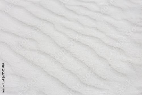 Fototapeta Piasek  white-sand-background-natural-pattern-nature-texture-background